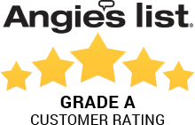 Angie's List 5-Star Rating