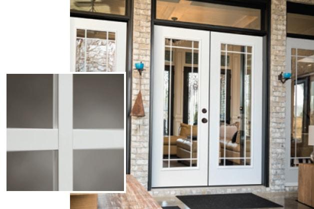 Grids Prairie Grilles Between Glass BHI Karoly Windows & Doors