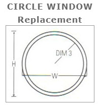 Circle Karoly Windows and Doors Replacement Impact Clearwater St Pete Beach Largo Palm Harbor