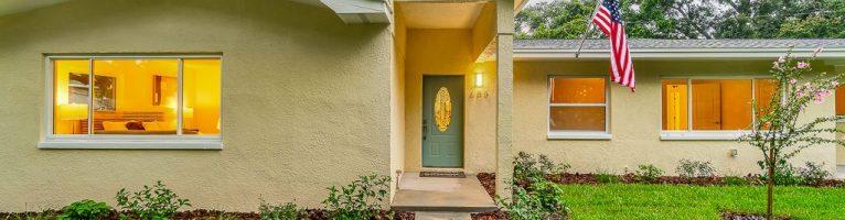 Fiberglass Front Entry Door Replacement