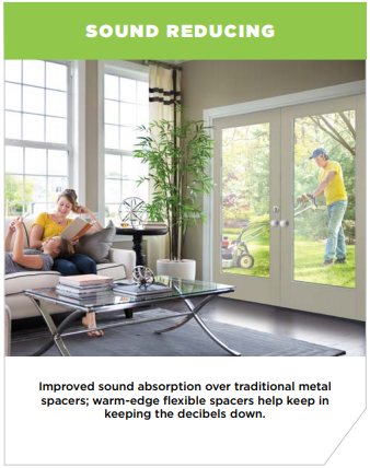 Masonite Advantage - Sound Reducing Karoly Windows and Doors Clearwater St Petersburg Palm Harbor Tampa Bay