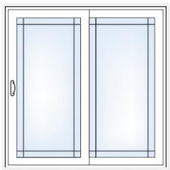 Simonton Inovo Grids Prairie Karoly Windows and Doors Clearwater Largo St Petersburg Tampa Palm Harbor