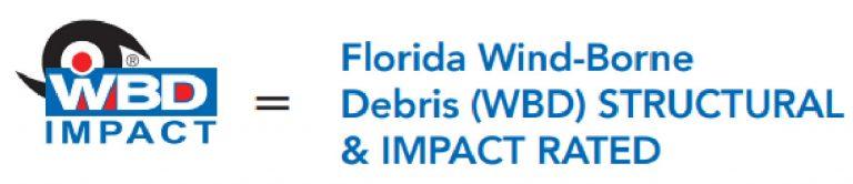 Karoly Windows and Doors WBD Impact Logo BHI Front Doors