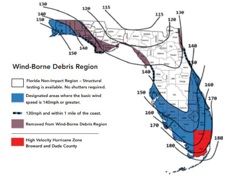 Karoly Windows and Doors WBD Region Map BHI Masonite Florida Made Doors Replacement Front Doors-01