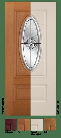 Masonite 2021 Belleville Fiberglass Exterior Door Karoly Windows & Doors
