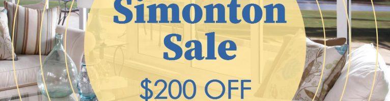 July Simonton Sale from Karoly Windows & Doors