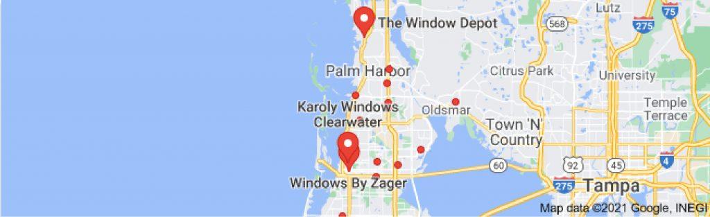 window installation near me palm harbor - karoly windows & doors