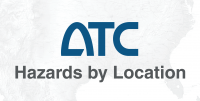 ATC Hazards By Location